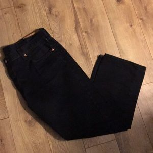 Levi's 501 Men's Jeans- Black